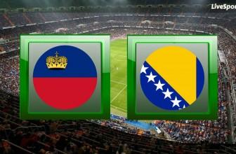 Liechtenstein vs. Bosnia & Herzegovina – Prediction (EURO Qualification – 18.11.2019)