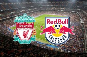 Liverpool vs. Salzburg – Score prediction (02.10.2019)