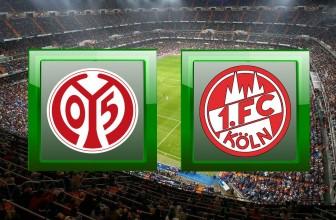 Mainz vs. FC Koln – Prediction (25.10.2019)