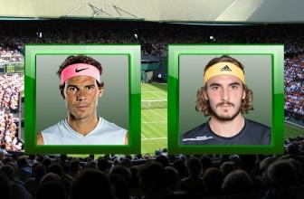 Rafael Nadal vs. Stefanos Tsitsipas – Prediction (ATP London – 15.11.2019)