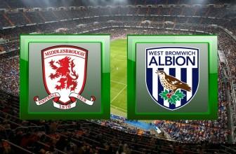 Prediction: Middlesbrough vs. West Brom (19.10.2019)