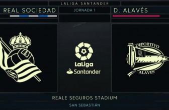 Real Sociedadvs. Alaves – Score prediction (26.09.2019)