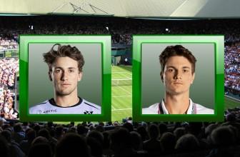 Casper Ruud vs. Miomir Kecmanovic – Prediction (ATP Milan – 05.11.2019)