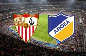 Sevilla vs. APOEL Nicosia – Score prediction (03.10.2019)