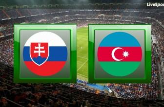Slovakia vs. Azerbaijan – Prediction (EURO Qualification – 19.11.2019)