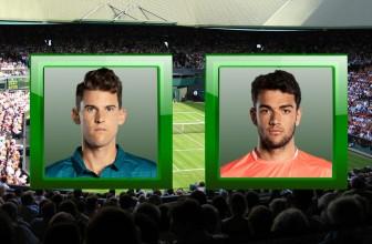 Dominic Thiem vs. Matteo Berrettini – Prediction (ATP London – 14.11.2019)