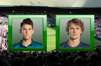 Dominic Thiem vs. Alexander Zverev – Prediction (ATP London – 16.11.2019)