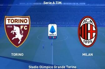 Torino vs. AC Milan – Score prediction (26.09.2019)