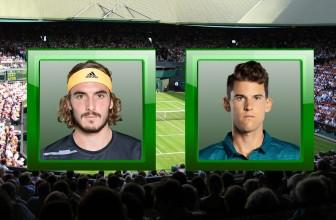 Stefanos Tsitsipas vs. Dominic Thiem – Prediction (ATP London Final – 17.11.2019)